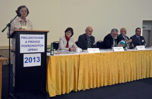 Zahájení konference 2013
