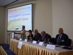 Zahájení konference – předsednictvo (12. 3. 2014)