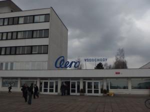 Exkurze do AERO Vodochody AEROSPACE a.s. (výrobce letecké techniky)