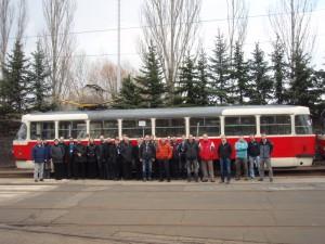 Exkurze – druhá skupina účastníků
